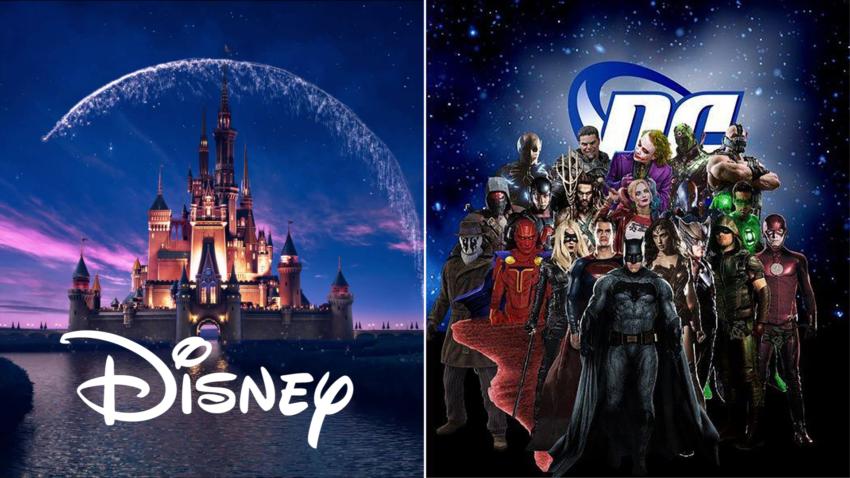 Disney'in DC Comics'i Satın Alacağı Söyleniyor - Sinema Hanedanı
