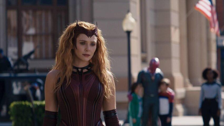 Elizabeth Olsen Wanda'nın Yeni Gücünü Açıkladı - Sinema Hanedanı
