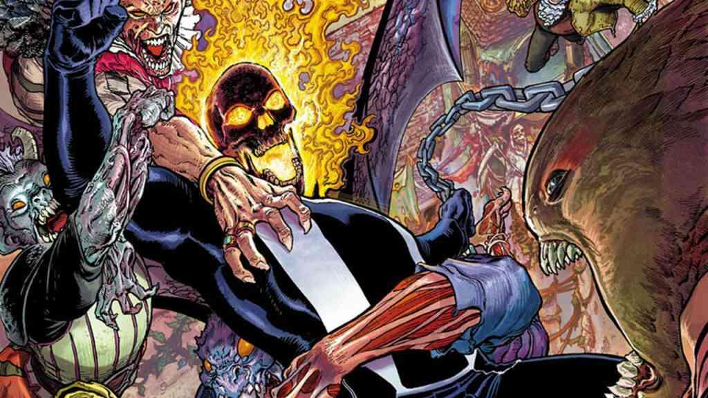 Ghost Rider (Zarathos) Kimdir - Sinema Hanedanı