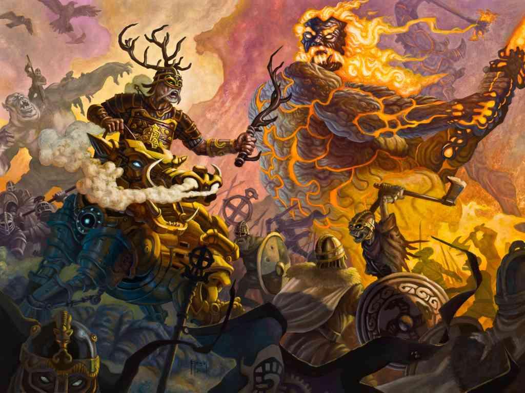 Thor Kimdir En Güçlü Yenilmez Olabilir - Sinema Hanedanı