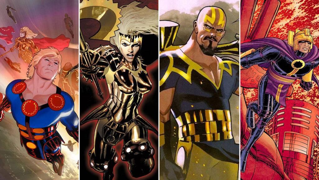 Eternals Kimdir? | Thanos Ortalığı Dağıtırken Neredeydiler? - Sinema Hanedanı
