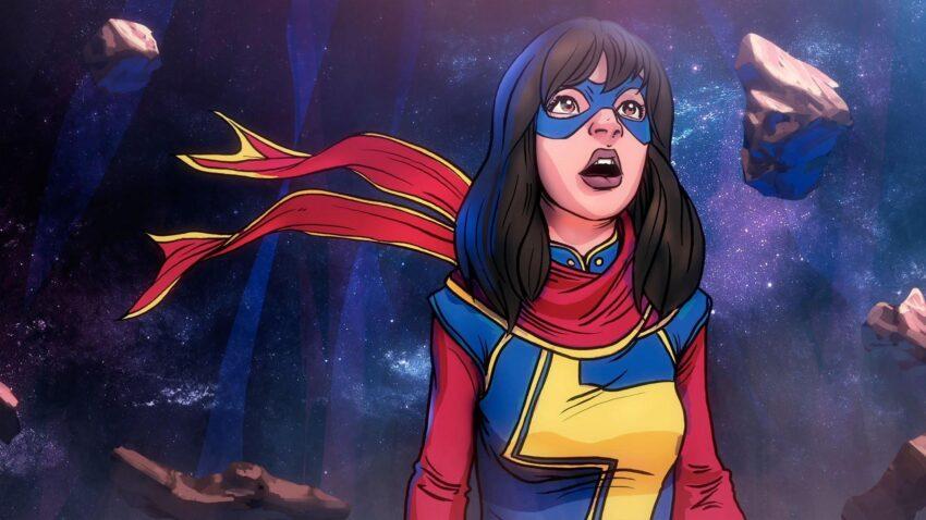Ms. Marvel Kimdir - Müslüman Bir Süper Kahraman - Sinema Hanedanı