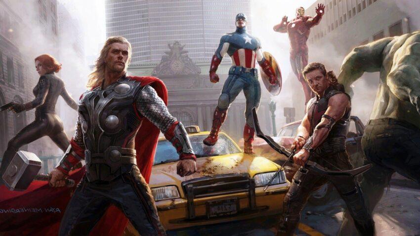 Avengers Filmlerine Ne Kadar Hakimsin? - Sinema Hanedanı